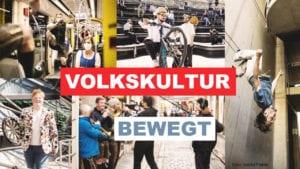 Kurzfilm VOLKSKULTUR BEWEGT